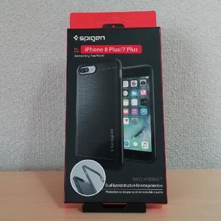シュピゲン(Spigen)のiPhone 8 Plus 7Plus ケース カバー(iPhoneケース)