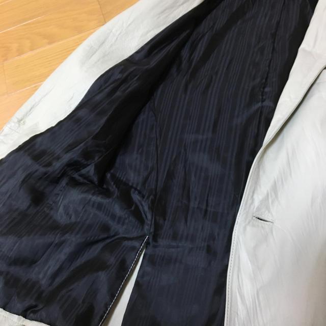 BUFFALO BOBS(バッファローボブス)の【新品】バッファローボブズ レザージャケット メンズのジャケット/アウター(レザージャケット)の商品写真