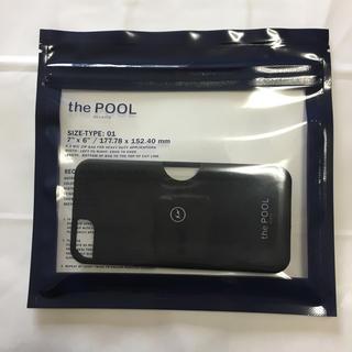 アップル(Apple)のthe POOL aoyama iPhone 5 case スマホ ケース(iPhoneケース)