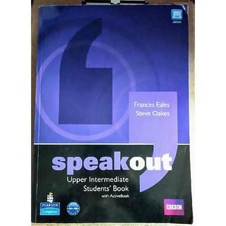 ビリオネアボーイズクラブ(BBC)のBBC speakout Upper Intermediate DVD付き(語学/参考書)