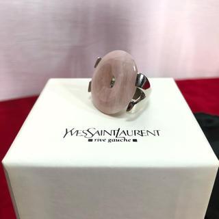 イヴサンローランボーテ(Yves Saint Laurent Beaute)のYSL イヴサンローラン 色石 リング 正規品(リング(指輪))
