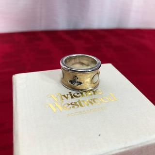 ヴィヴィアンウエストウッド(Vivienne Westwood)のVW ヴィヴィアン キングリング 正規品(リング(指輪))
