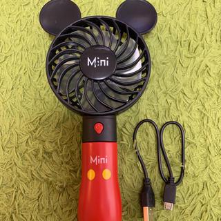 ディズニー(Disney)のディズニー ミニファン (扇風機)