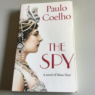 パウロ コエーリョ 洋書 英語 本 Paulo Coelho The Spy (洋書)