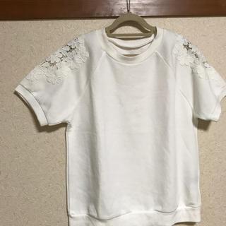 シマムラ(しまむら)の半袖スエット(カットソー(半袖/袖なし))
