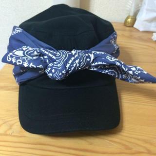 アバンリリー(Avan Lily)のAvanLily帽子(ハット)