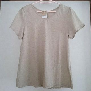 ドゥファミリー(DO!FAMILY)の2017年⭐ ドゥファミリィ コットンリネン天竺半袖シャツ(Tシャツ(半袖/袖なし))