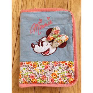 ディズニー(Disney)のディズニー ミニーちゃん 母子手帳ケース(母子手帳ケース)