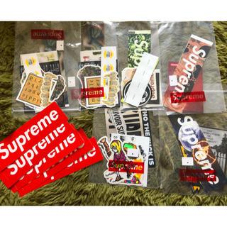 シュプリーム(Supreme)のsupreme sticker set ステッカー(ステッカー)