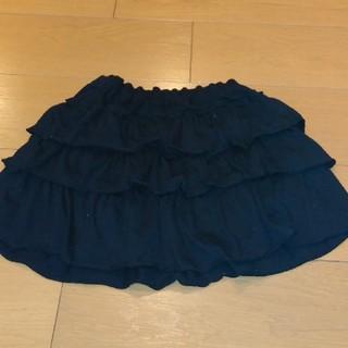 ジーユー(GU)のGU ティアードスカート130 used(スカート)