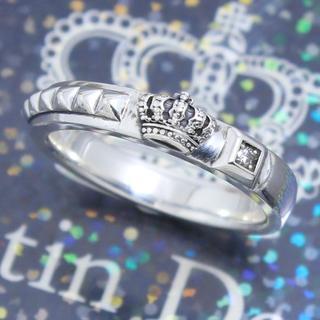 ジャスティンデイビス(Justin Davis)のジャスティンデイビス 13号 チェルシーリング 準新作 CLダイヤ(リング(指輪))
