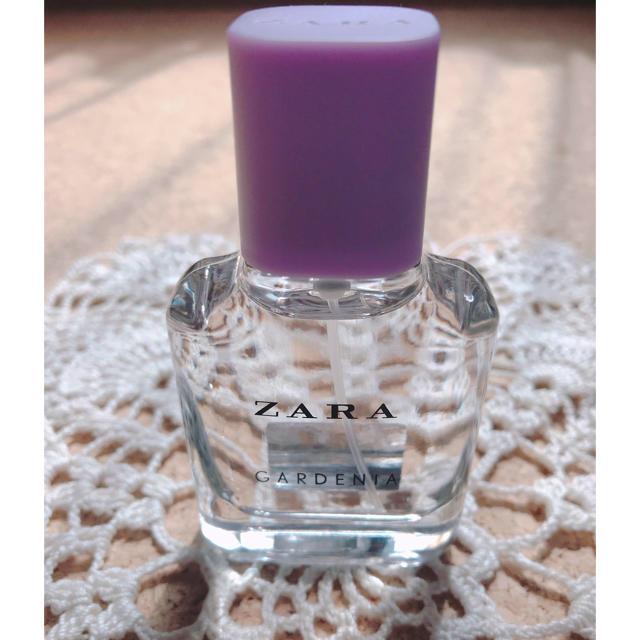 ZARA(ザラ)の【新品未使用】ZARA  ガルデニア 〈 香水 〉30M コスメ/美容の香水(香水(女性用))の商品写真