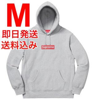 シュプリーム(Supreme)のすみぺ様専用 本日発送 M Box Logo Hooded & Tee(パーカー)