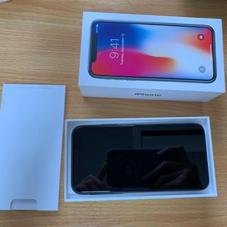 アイフォーン(iPhone)のIPhoneX 64(携帯電話本体)