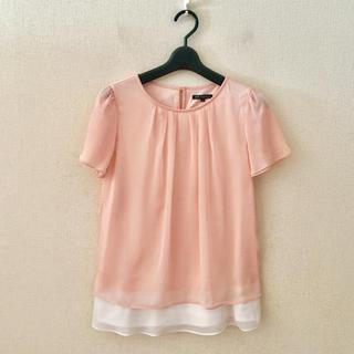 ニジュウサンク(23区)の23区♡プルオーバーシャツ(シャツ/ブラウス(半袖/袖なし))