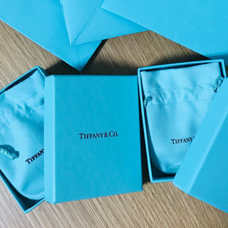 ティファニー(Tiffany & Co.)のmokora様専用 ティファニー アクセサリーケース(ポーチ)