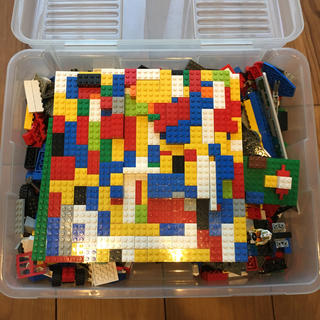 レゴ(Lego)のレゴ LEGO 4.5kg位(その他)