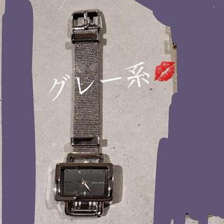 13071f81ba ニコアンド メッシュベルト 腕時計(レディース)の通販 4点 | niko and ...