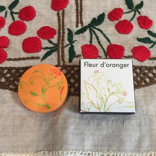 フラゴナール(Fragonard)の専用 フラゴナール 練り香水 Fleur d'oranger(香水(女性用))