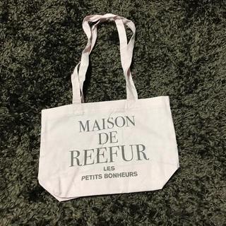 メゾンドリーファー(Maison de Reefur)のメゾンドリーファー ショッパー(エコバッグ)