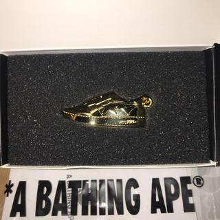 アベイシングエイプ(A BATHING APE)のABATHINGAPE BAPESTAネックレス(ネックレス)