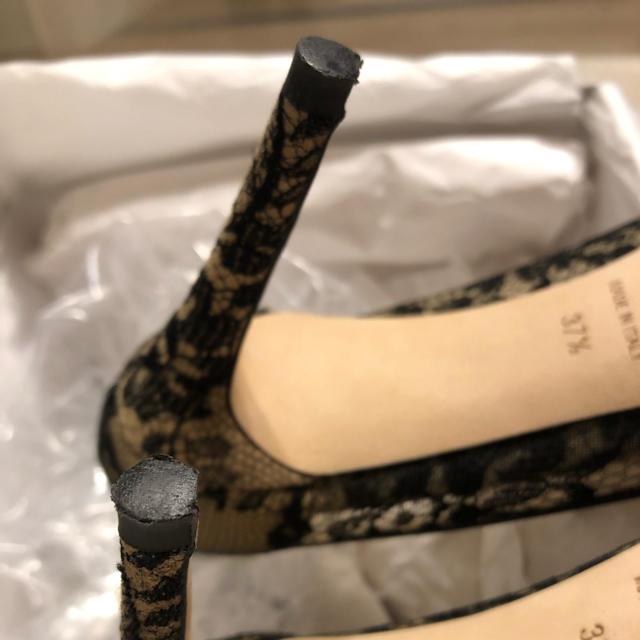 JIMMY CHOO(ジミーチュウ)のジミーチュウ パンプス 裏確認 レディースの靴/シューズ(ハイヒール/パンプス)の商品写真
