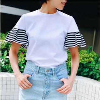 ドゥロワー(Drawer)のボーダーズアットバルコニー  38 (Tシャツ(半袖/袖なし))