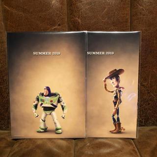 ディズニー(Disney)のトイストーリー4 前売り特典(邦画)