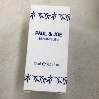 ポールアンドジョー(PAUL & JOE)のポール & ジョー ボーテ ブルー トリートメント  新品 g(美容液)