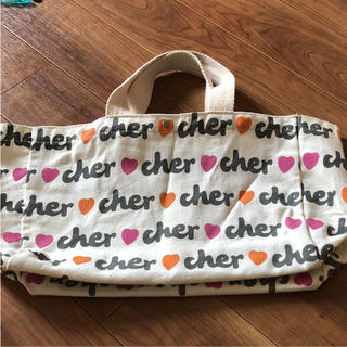 シェル(Cher)のシェルバック(トートバッグ)