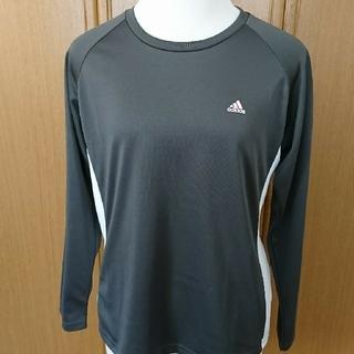 アディダス(adidas)のadidas レディースTシャツ(Tシャツ(長袖/七分))