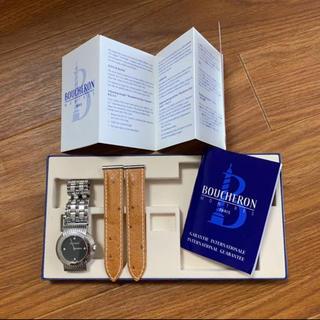 ブシュロン(BOUCHERON)の✪ブシュロン  ソリス レディース 時計✪(腕時計)