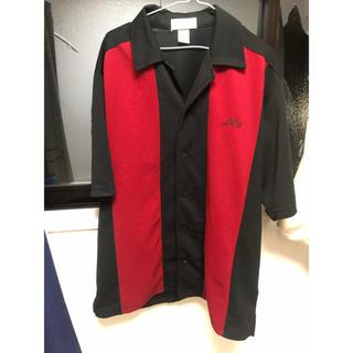 ジョンローレンスサリバン(JOHN LAWRENCE SULLIVAN)の開襟シャツ シャツ ボーリングシャツ 古着(シャツ)
