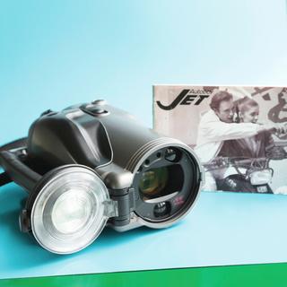 キヤノン(Canon)の完動品‼️実写済み📸Canon autoboy jet フィルムカメラ 珍品(フィルムカメラ)