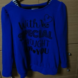 シマムラ(しまむら)のサイズ150 トレーナー(Tシャツ/カットソー)
