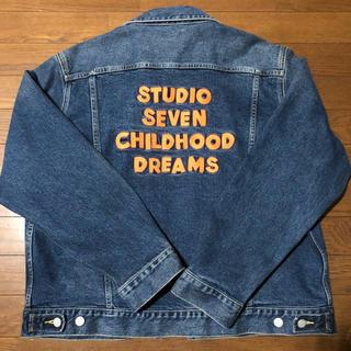GU - Studio Seven × GU デニムジャケット
