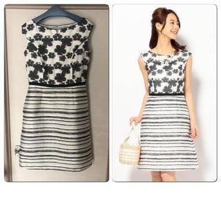 34cffd713e326 トッカ(TOCCA)のTOCCA トッカ FLOW ドレス (ひざ丈ワンピース)