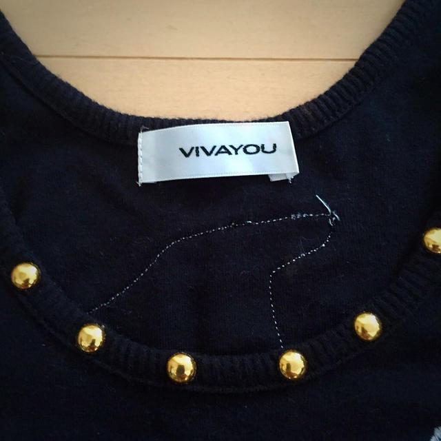 VIVAYOU(ビバユー)のai様専用 VIVAYOUタンクトップ☆ レディースのトップス(タンクトップ)の商品写真