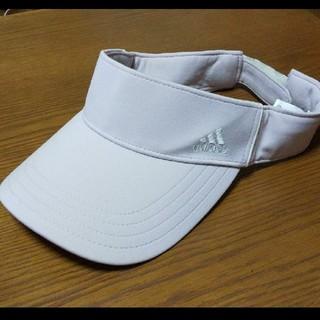 アディダス(adidas)のなおぽんさん専用/アディダス サンバイザー(キャップ)