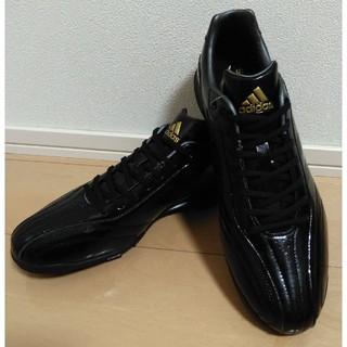 アディダス(adidas)のadidas アディダス adipure T3 LOW  28.0cm スパイク(シューズ)