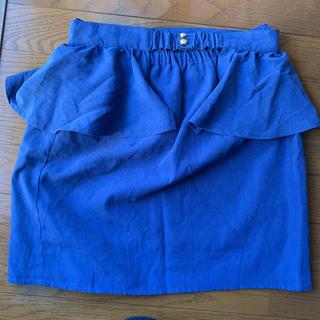 ワンアフターアナザーナイスクラップ(one after another NICE CLAUP)のナイスクラップのミニタイトスカート(ミニスカート)