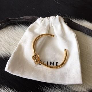 セリーヌ(celine)のCeline ブレスレット ゴールド(ブレスレット/バングル)