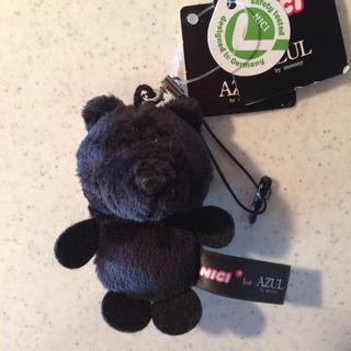 アズールバイマウジー(AZUL by moussy)の67.AZUL クマのイヤホンジャック(その他)
