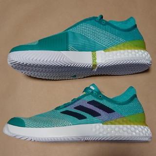 アディダス(adidas)のテニスS 26cm アディダス ウーバーソニック 3 MC(シューズ)