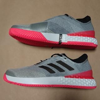 アディダス(adidas)のテニスS 28cm アディダス ウーバーソニック 3 MC(シューズ)