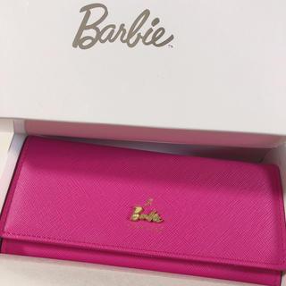 バービー(Barbie)のバービーbarbie長財布新品(財布)