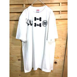 モノトーンチャイナTシャツ白(Tシャツ(半袖/袖なし))