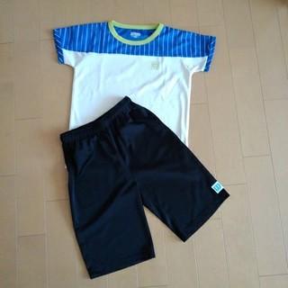 ウィルソン(wilson)のWilsonTシャツ&ハーフパンツ160(Tシャツ/カットソー)