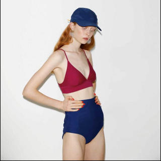 エンフォルド(ENFOLD)の新品未使用 ナゴンスタンス キャップ 帽子 ネイビー(キャップ)