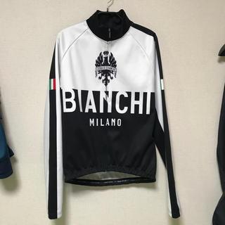 ビアンキ(Bianchi)のビアンキ サイクルジャージ bianchi 長袖 冬用(ウエア)